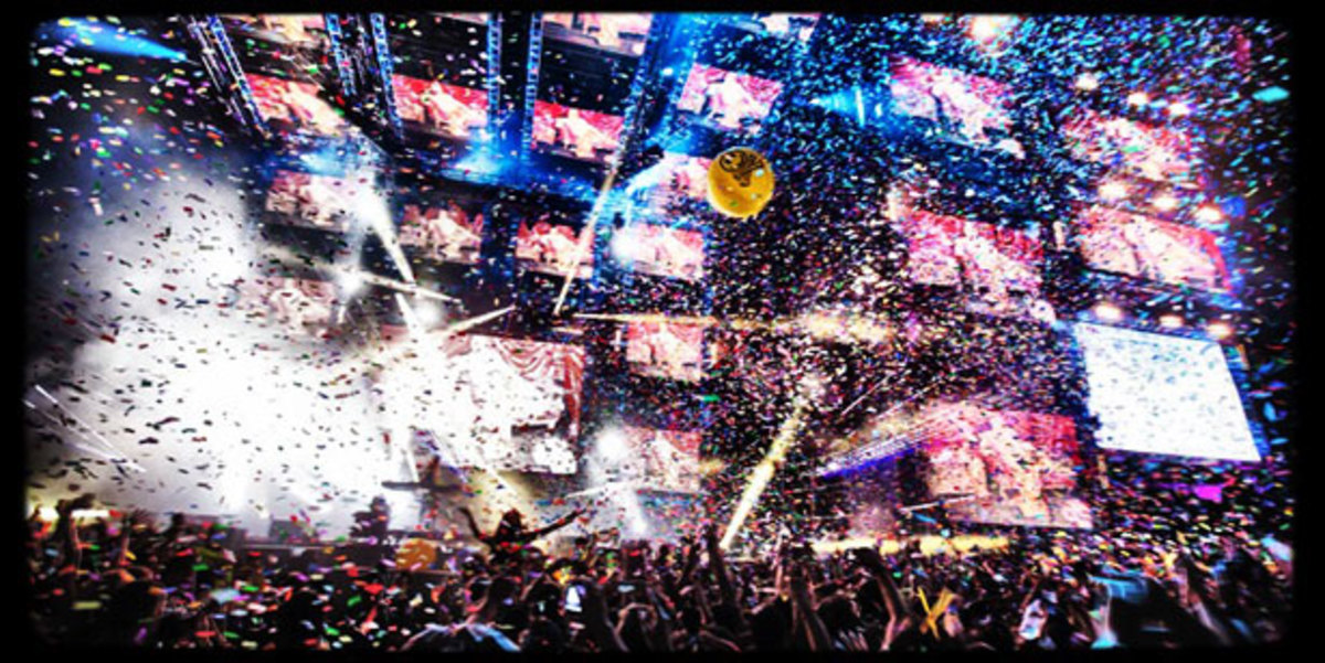 EDM Culture Merrymaking Can't Be Stopped—Ultra Music Festival Weekend Two Is A Go