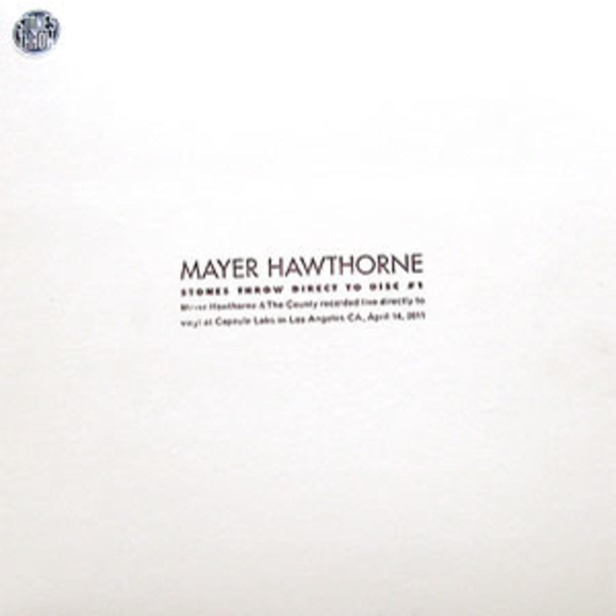 mayer.hawthorne.live
