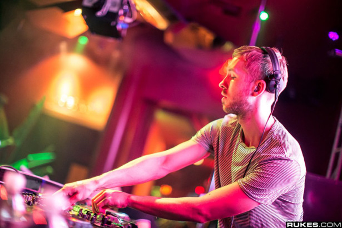"""Free Download: Calvin Harris """"We'll Be Coming Back"""" featuring Example Acapella"""