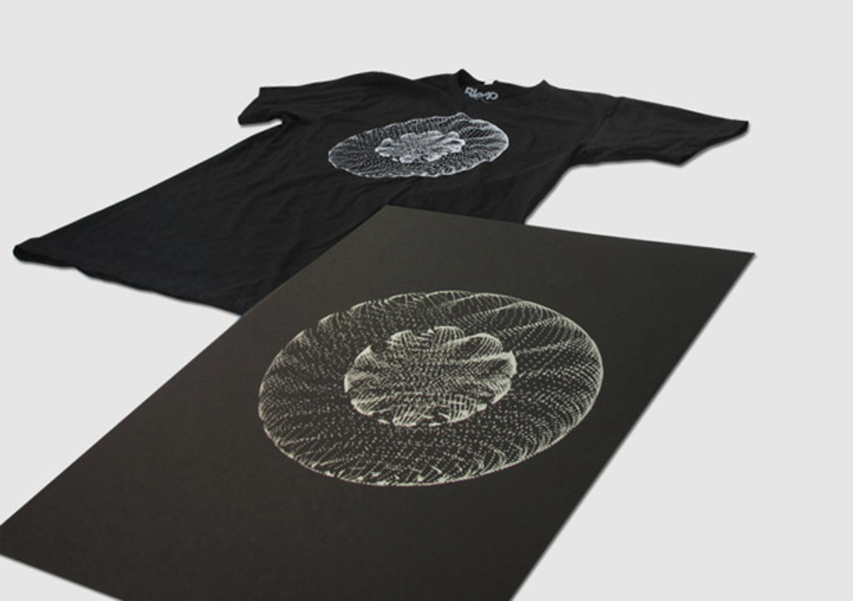Want: Visualising Sound T Shirt Series