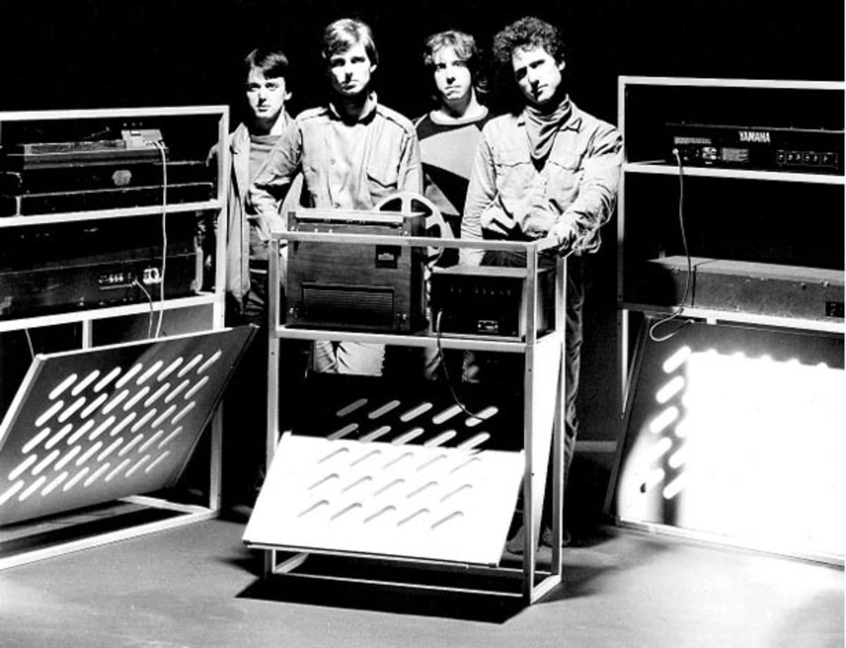 """Watch: Orchestral Manoeuvres In The Dark """"Atomic Ranch"""" Official Music Video"""