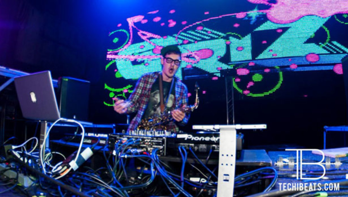 Recap: Techibeats Showcase at Yost Theater with AndDrop!, Gummy and GRiZ