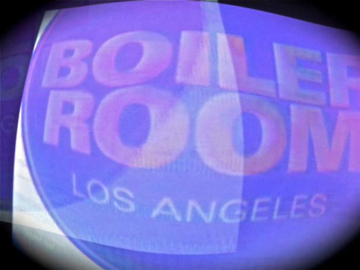 Recap: Boiler Room LA with Falty DL, MK, Ghosts on Tape and Santiago Salazar