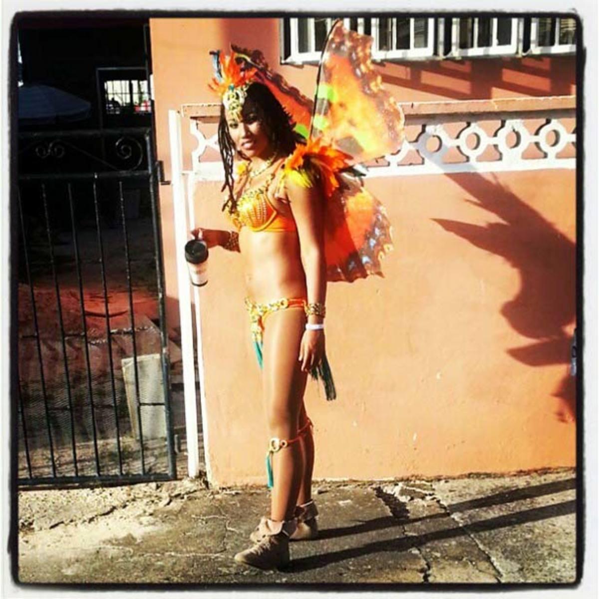Photo Diary: Soaking Up Reggae, Soca and Rapso At This Year's Carnival