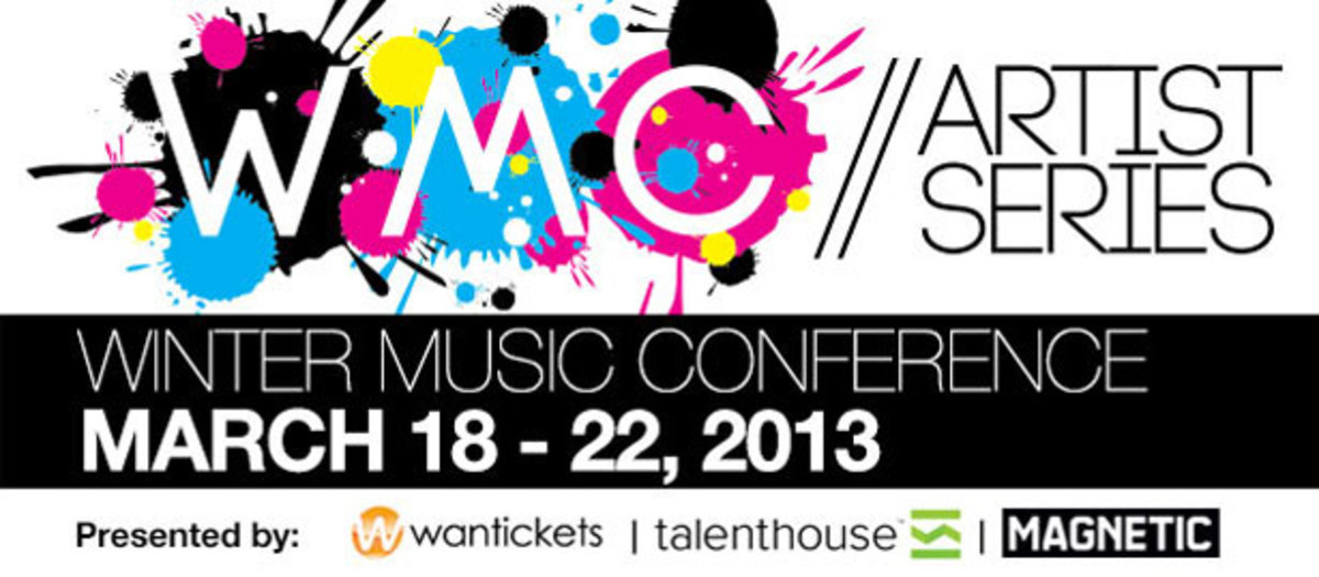 EDM News: Wantickets x Talenhouse x Magnetic WMC Artist Series—Calling All Designers, Photographers, DJs and Producers