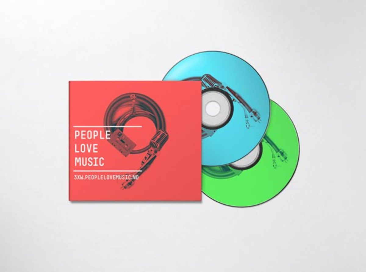 "Ludvig Bruneau Rossow ""People Love Music"""