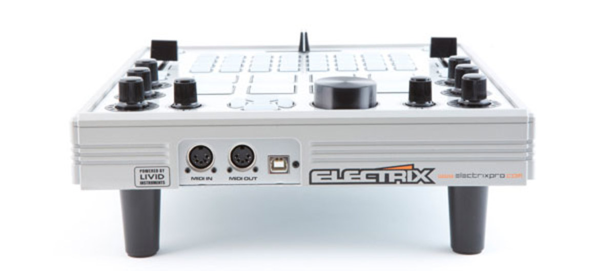 Review: Electrix Pro Tweaker DJ Controller