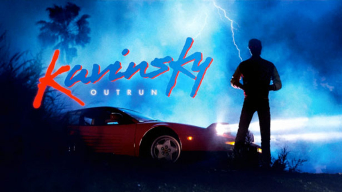 "Review: Kavinsky ""OutRun"" via Casablanca/Republic Records"