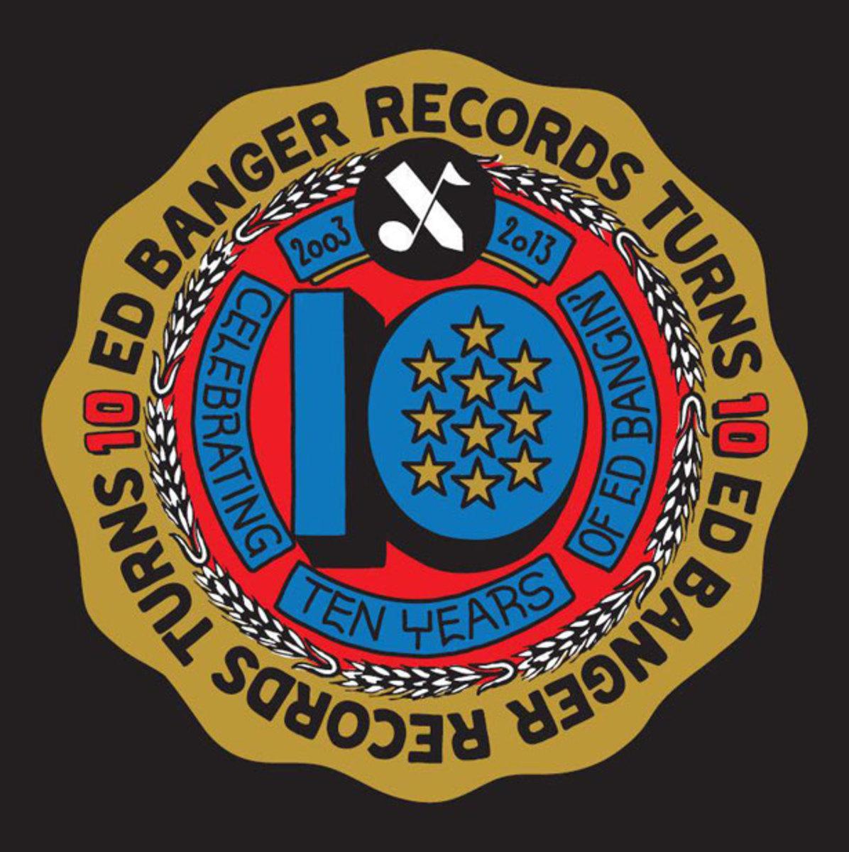 Watch: Ed Banger 10th Anniversary at Grande Halle De La Villette in Paris—Live Broadcast