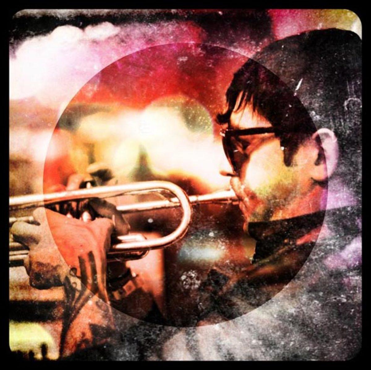 """Listen: Russ Liquid """"Foreign Frequency"""" LP"""