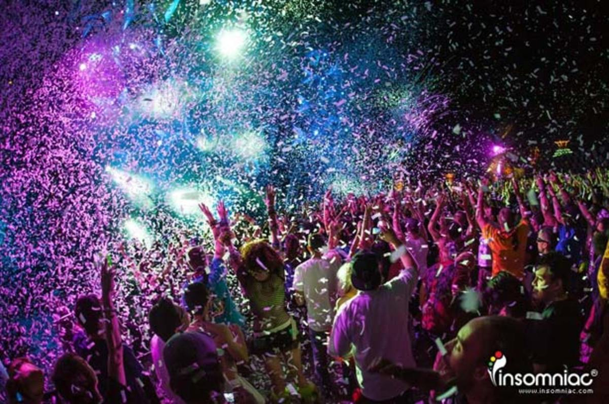 Calling All Up and Coming DJs…Wanna Play at Electric Daisy Carnival, Chicago?