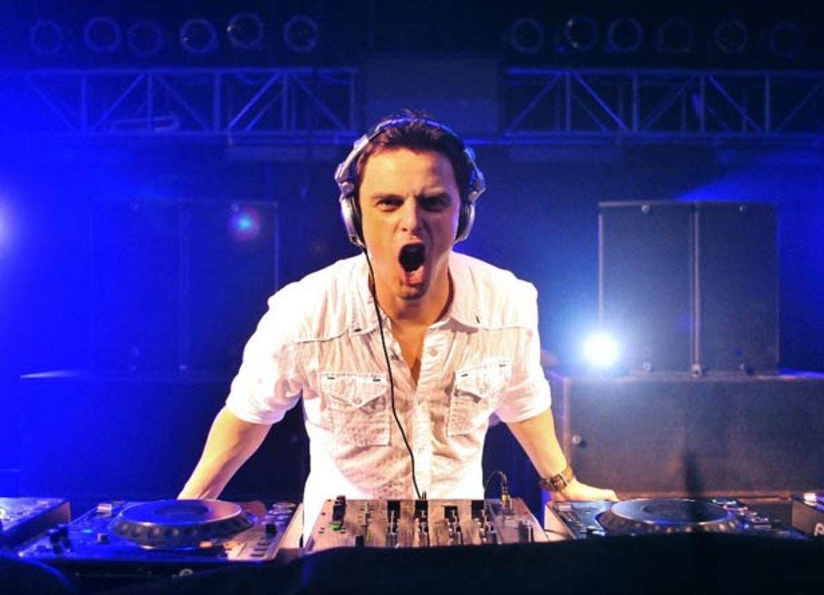 America's #1 DJ Markus Schulz is Taking Over America—By Bus