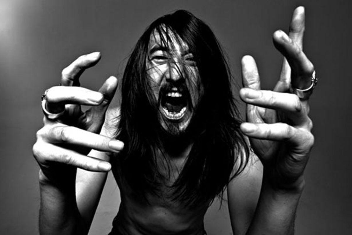 Steve Aoki: The Neon Punk of EDM
