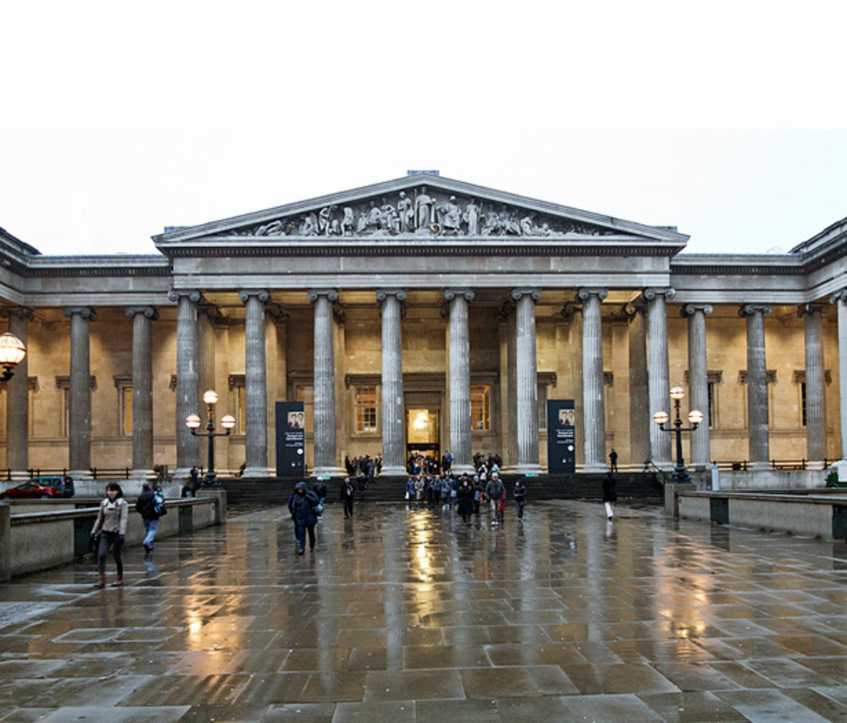 Sounds & Spaces 001: Max Cooper & The British Museum