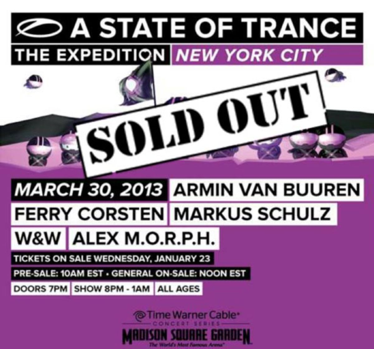Markus Schulz x Ferry Corsten = New World Punx. A State Of Trance—New York City Style