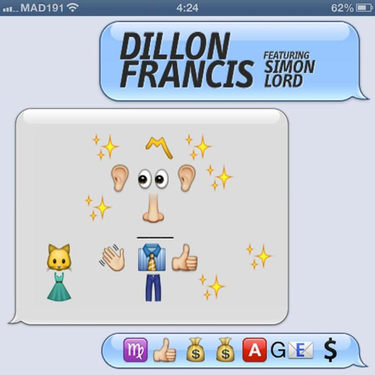 "Single Review: Dillon Francis ""Messages"" Mad Decent"
