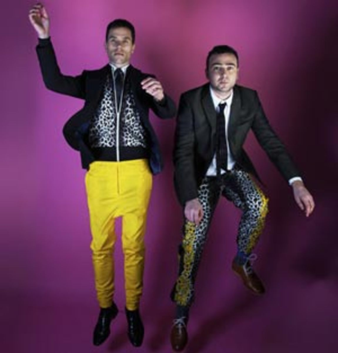 The Presets and Dragonette Join Forces for North American Tour, May 2013