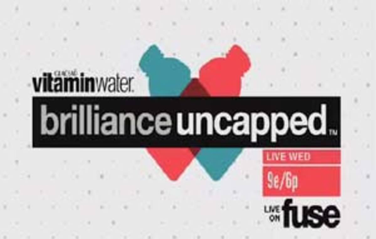 "Promo: vitaminwater® Is On A Mission…""Make Boring Brilliant""—Catch The Concert Tomorrow"