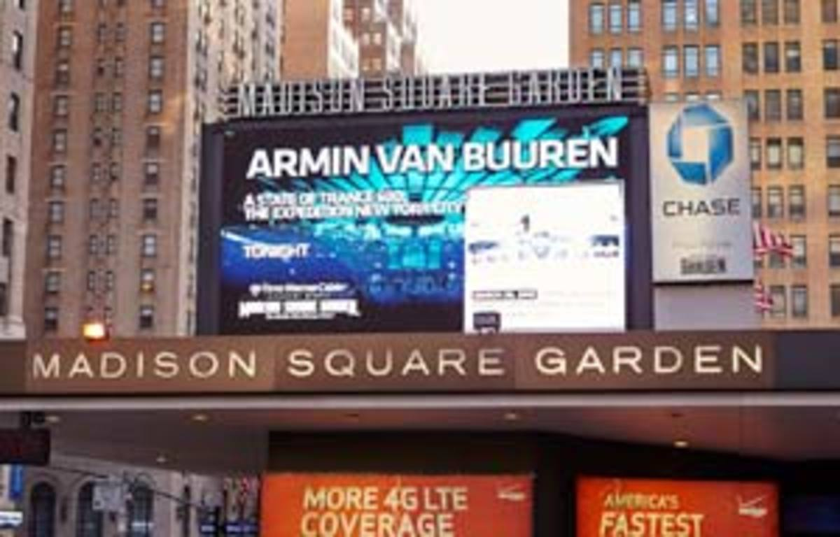 Event Recap: A State Of Trance600 at Madison Square Garden