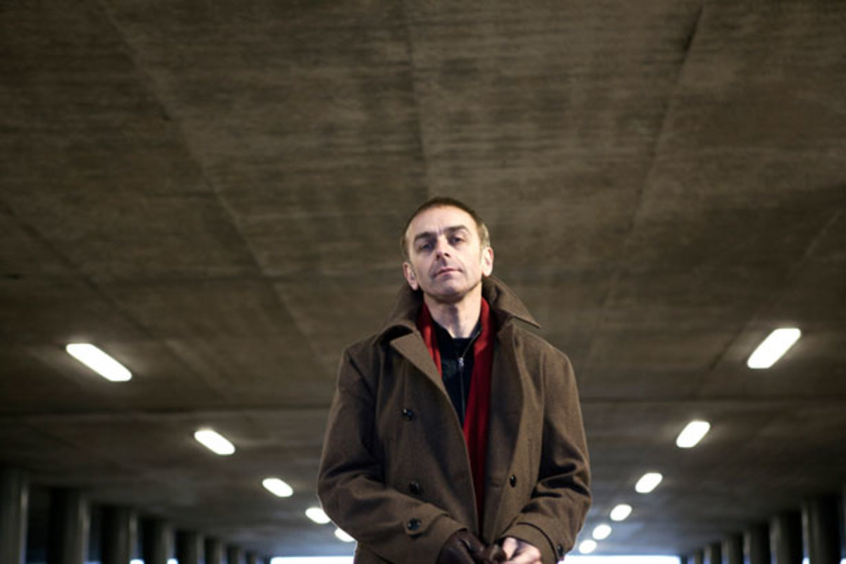 "Underworld's Karl Hyde crosses Edgeland: ""Where are you now?"""
