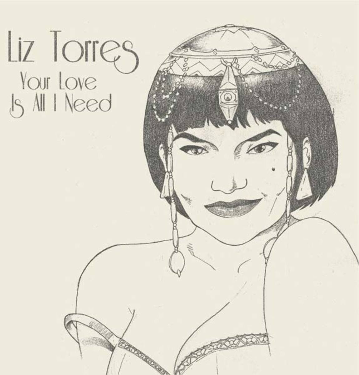 "Review: Liz Torres ""Your Love is All I Need"" (Dennis Kane Remix) Luxor Recordings"