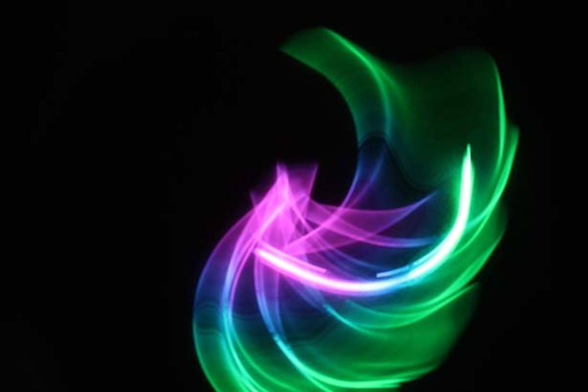 Make A Homemade Glowstick
