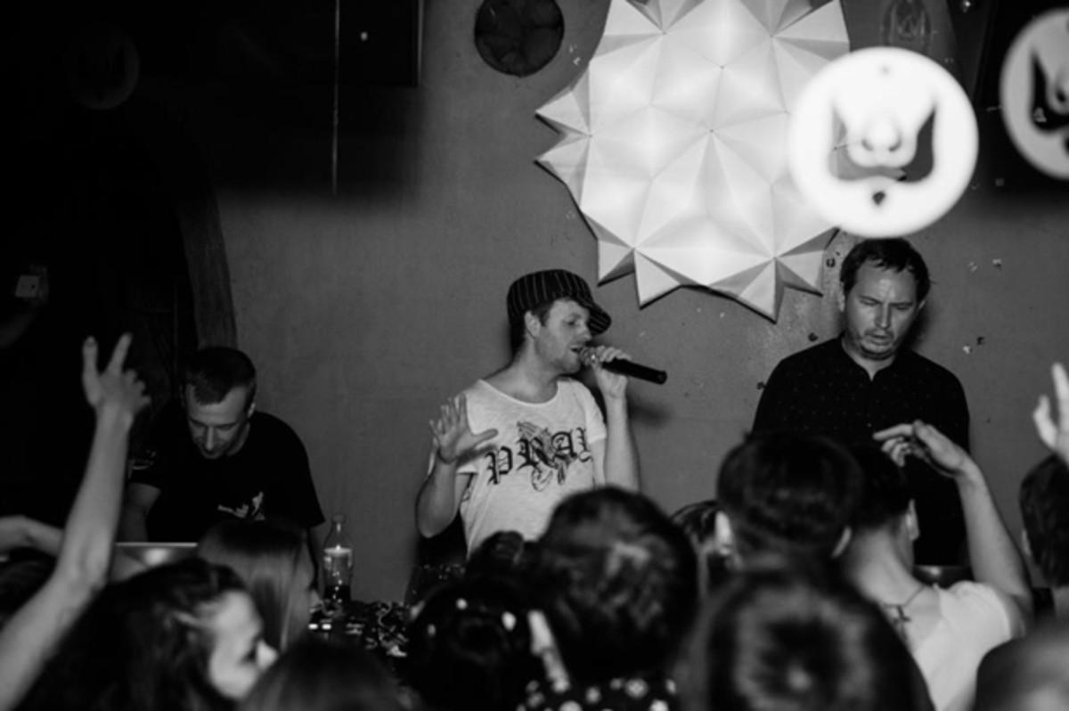 """Listen: Jonatan Backelie """"To The Bottom"""" via Atjazz Record Company"""