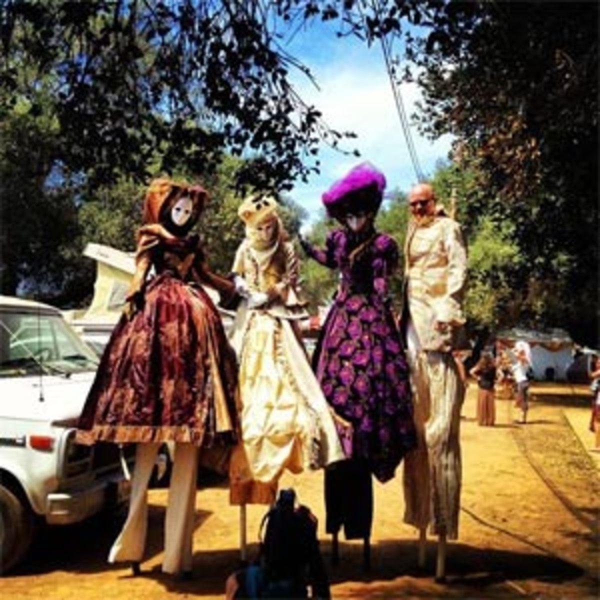 Event Recap: Lucidity Festival Illuminates the Santa Barbra Scene