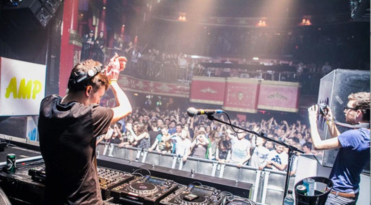 Listen: Shift K3y DJ Mix for Speakerbox