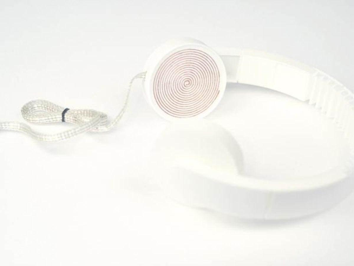 Low-Tech Hi-Fi Headphones
