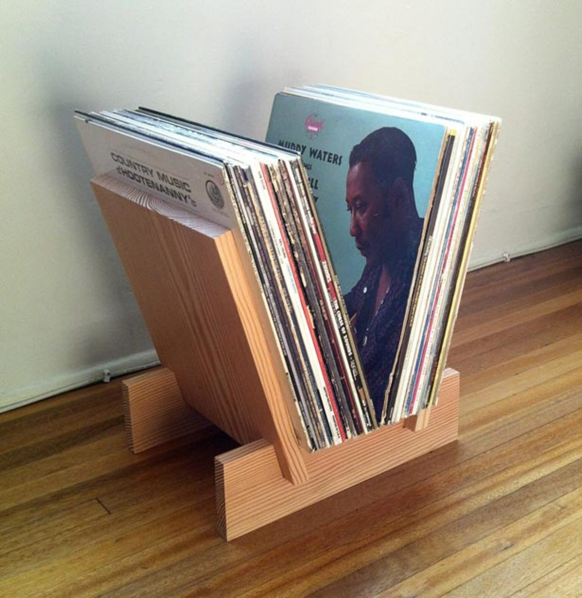 Lp Record Rack So Simple So Sweet Magnetic Magazine
