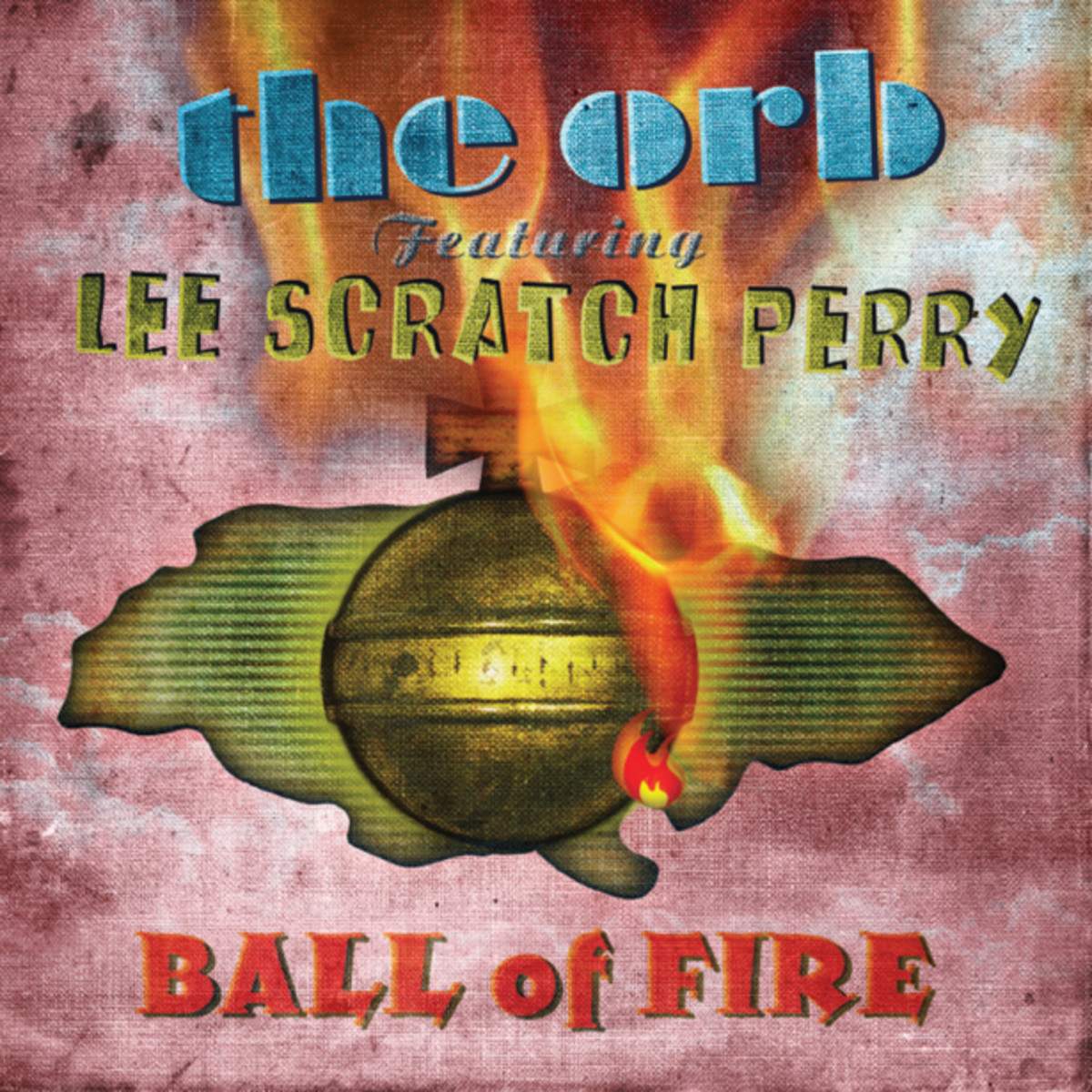"Review: The Orb Featuring Lee 'Scratch' Perry ""Ball of Fire"" Cooking Vinyl"