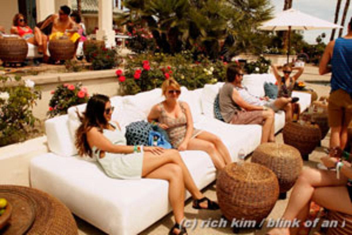 Fauxchella Part Two: Inside the Outside of Coachella 2013—Booze, Sandstorms, Disco Naps and Carnivals