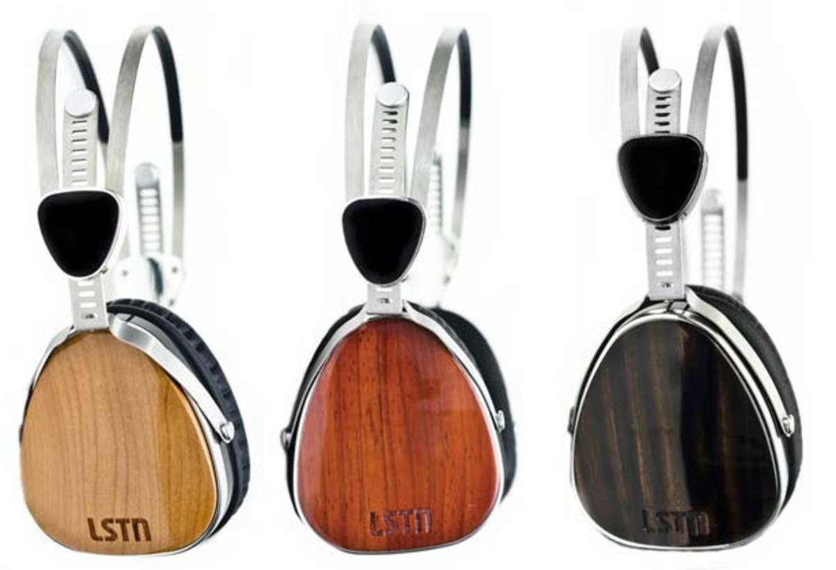 LSTN Headphones: The Headphone With A Conscience