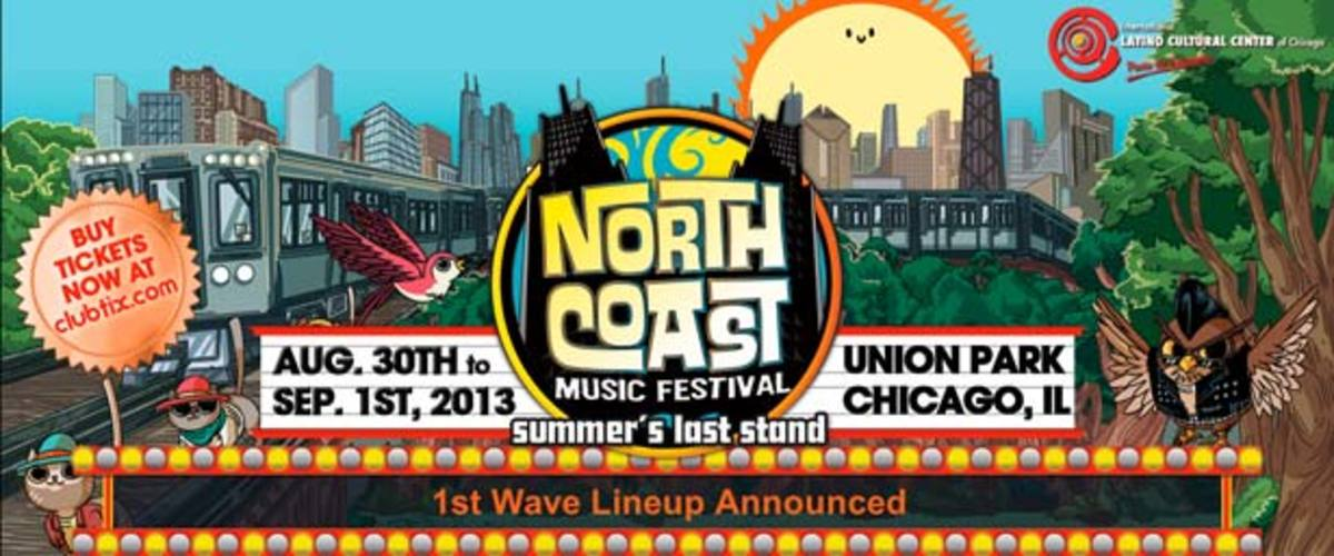 The 4th Annual North Coast Music Festival Returns to Union Park with the Wu-Tang Clan, NaS, Afrojack, Big Gigantic and More