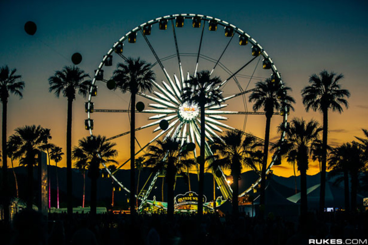 10 Amazing Photos From Coachella