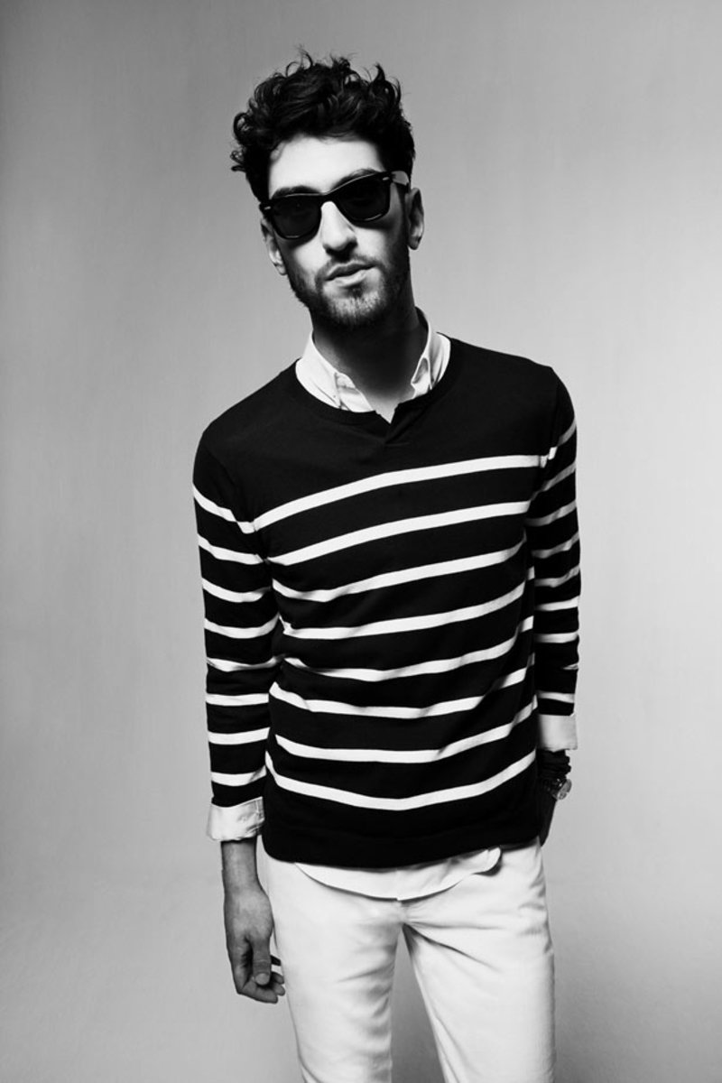 A Chat With Dave 1 Of Chromeo Fame About His Collection for Menswear Brand, Frank & Oak