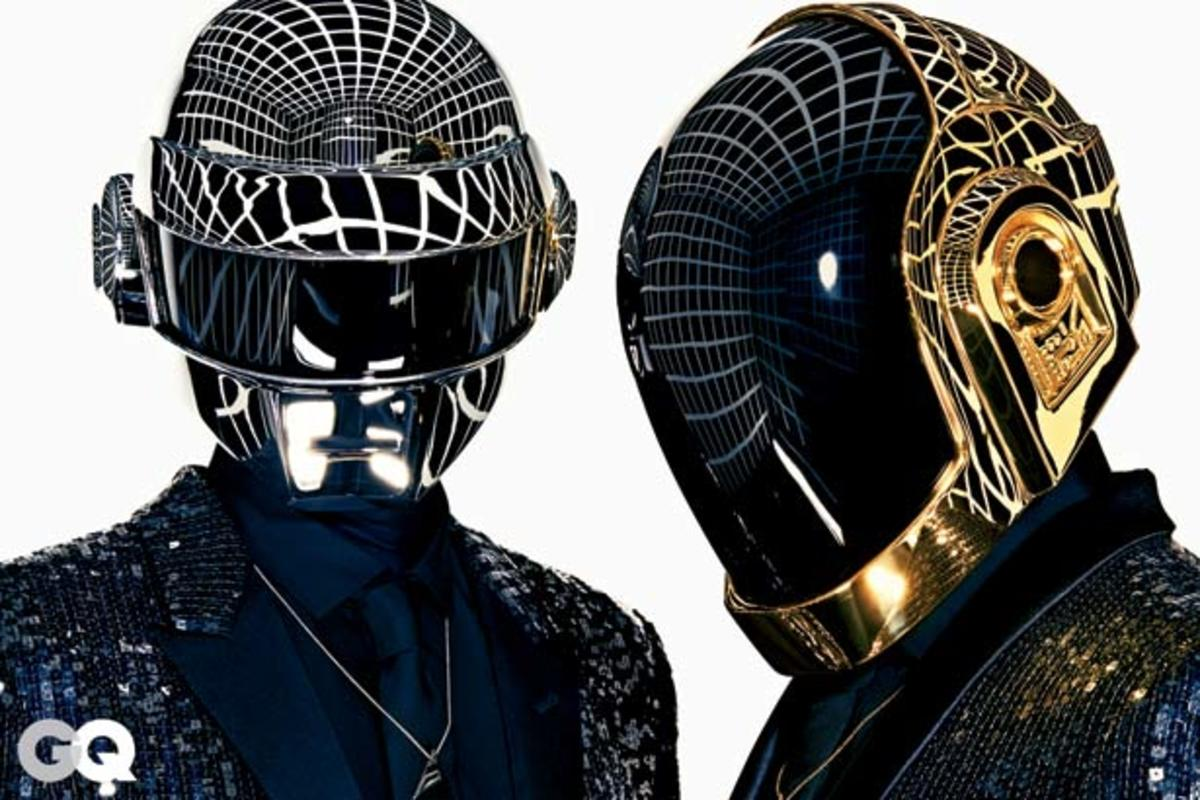 "Daft Punk Chats With GQ—Apparently Their New Album Is ""Supposed To Really Suck"""