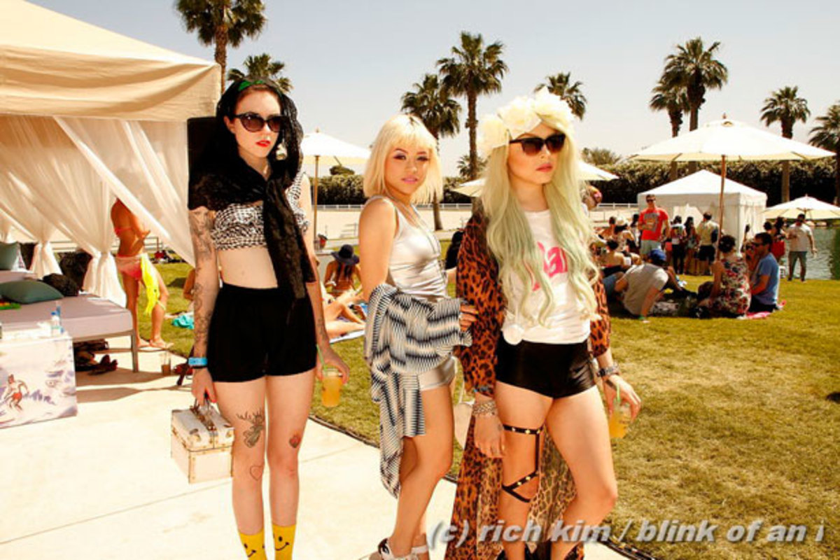 Fauxchella Part Two: Inside the Outside of Coachella 2013—Booze, Sandstorms, Disco Naps and Carnivals