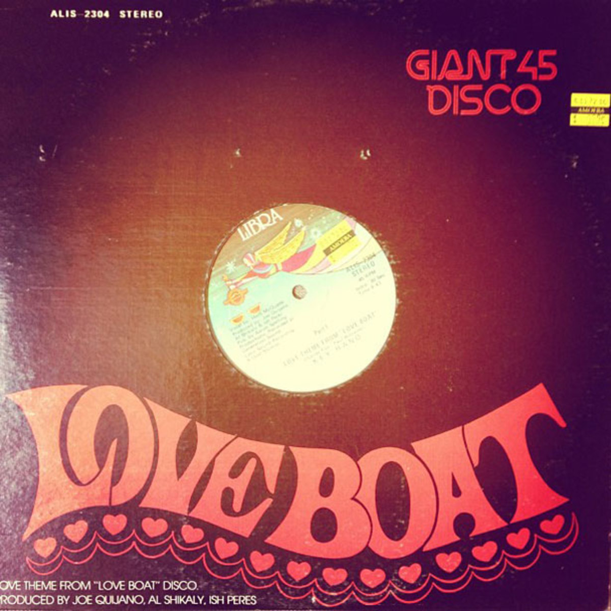 "Listen: Rare Grooves Vol. 1 ""Love Boat Theme"" Disco Version"