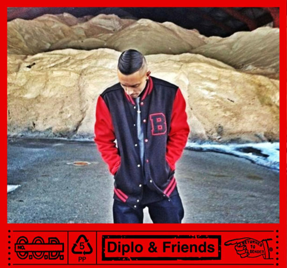 """EDM Download: Brenmar """"Diplo & Friends"""" Uncensored Mix—File Under Clubbed Out Bassy Hip-Hop"""