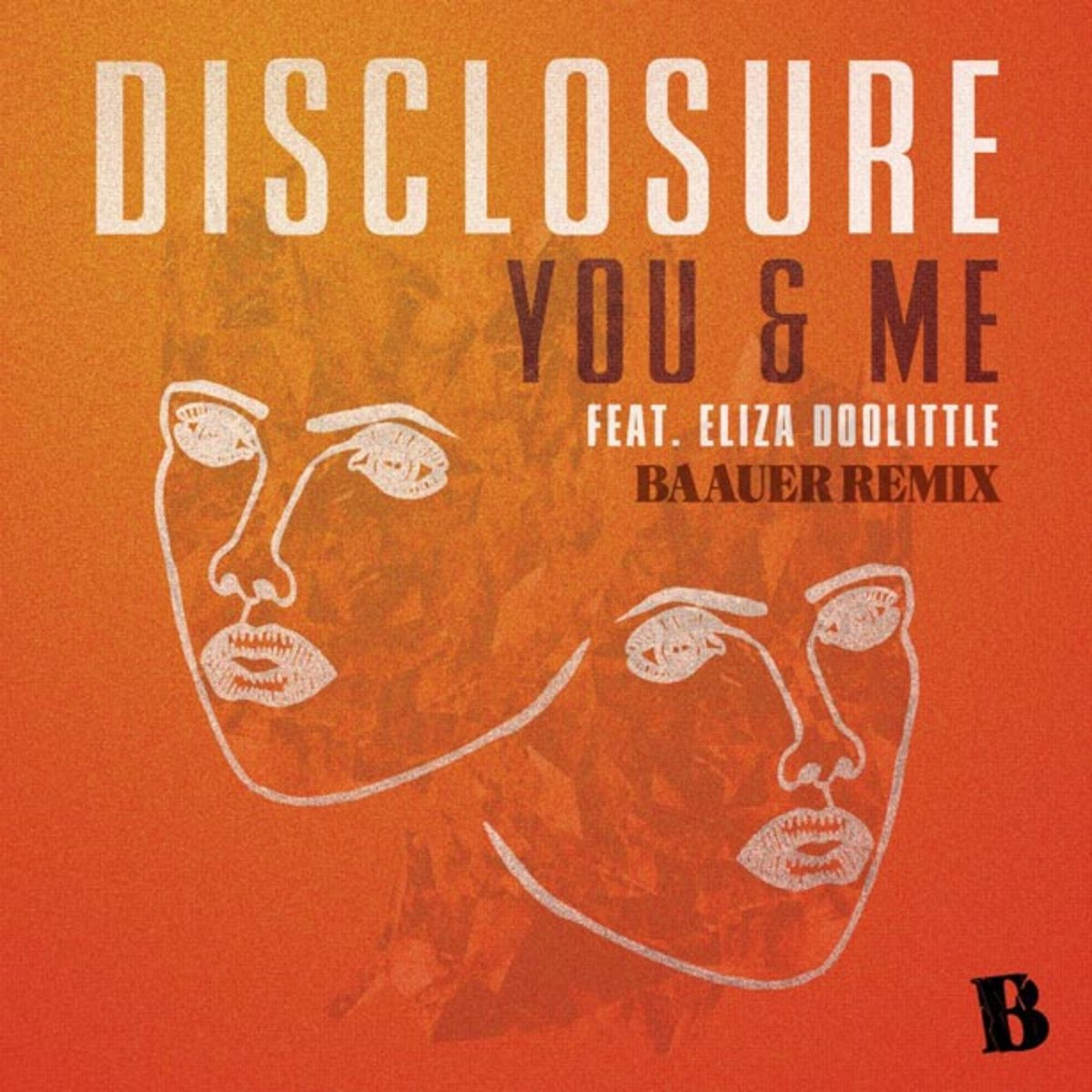 "Listen: Disclosure ""You & Me ft. Eliza Doolittle"" Baauer Remix"