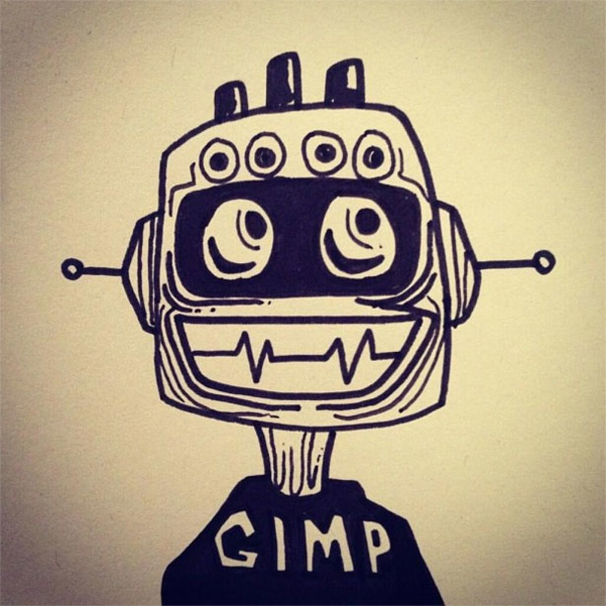 Skrillex, Daft Punk, Deadmau5, ETC!ETC! Join Alien Race of Gimps—They're Not The Only Ones