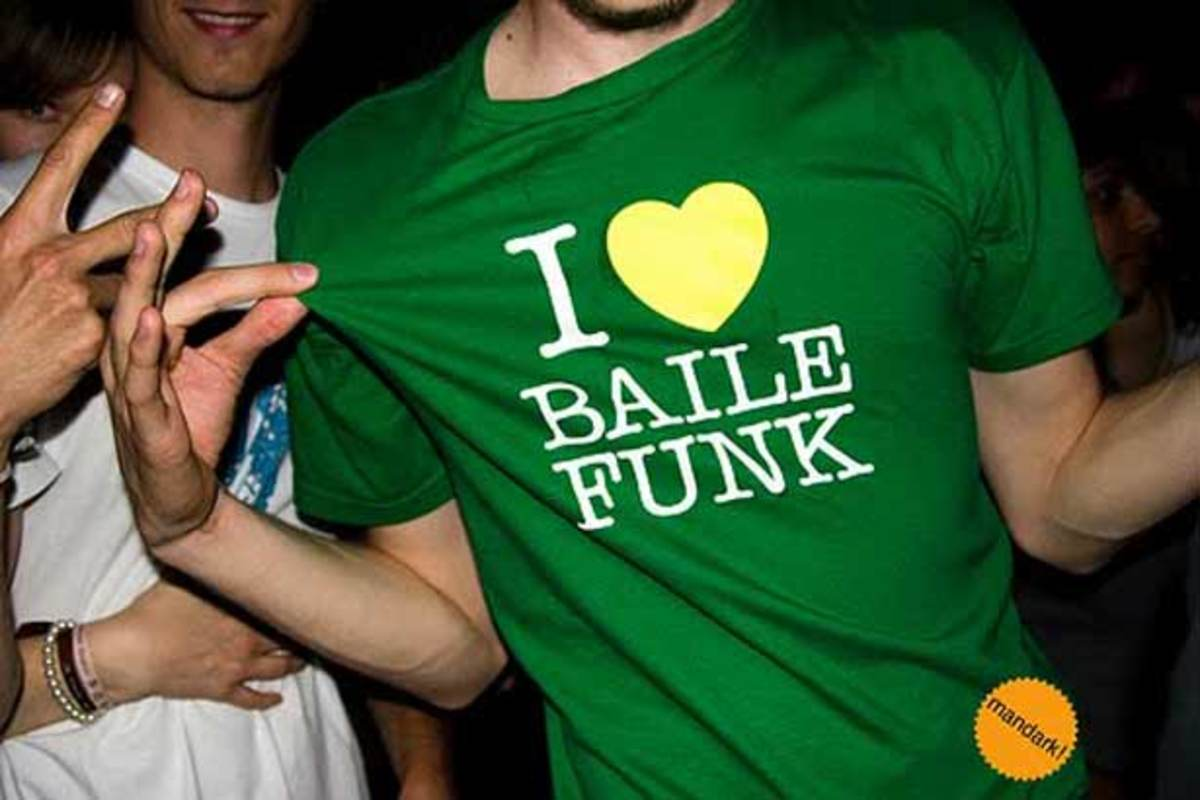 "EDM News - Great News For Baile Funk Fans ""The Sound of Neo Baile"""