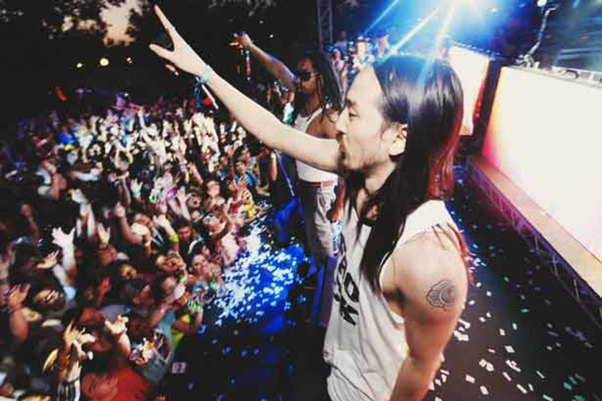 Steve Aoki: Torn Muscles, Anticipated Collabs, And Even More Badassery