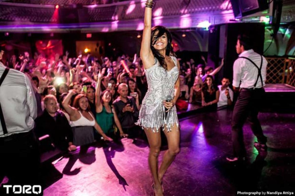 Edm Event Review Nadia Ali S Queen Of The Clubs Tour At