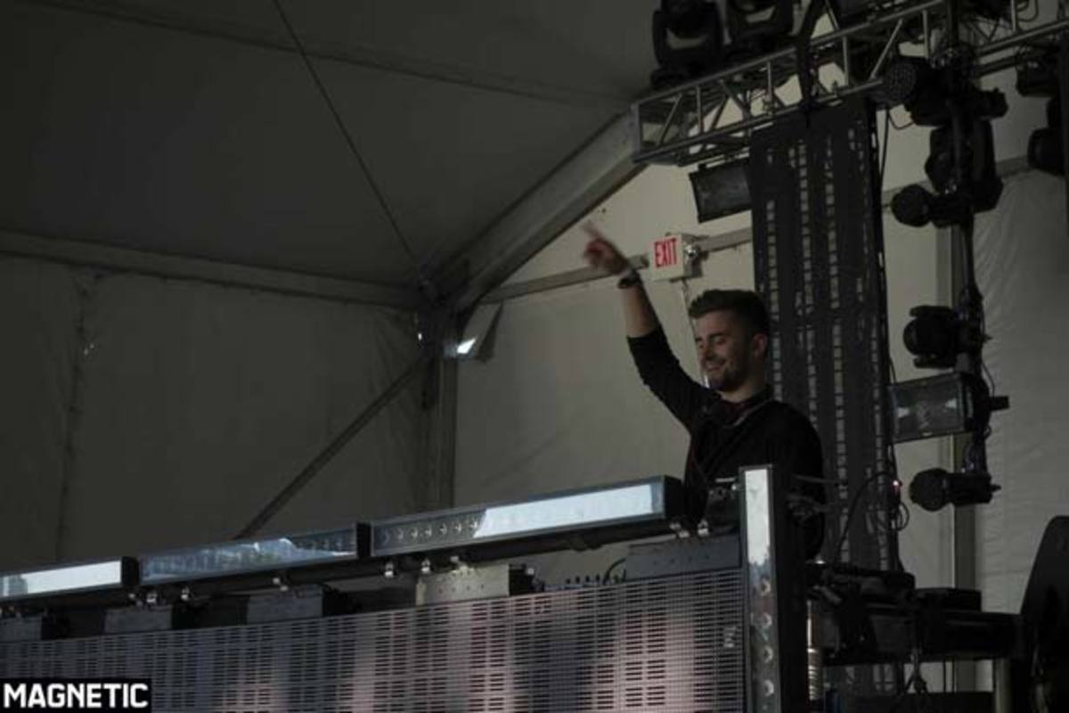 EDM Event Review - Hardwell at NYC's Governor's Island