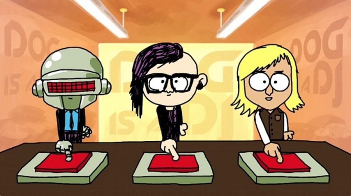 EDM News- Does Goldfish Diss Avicii, Daft Punk, Skrillex, and Steve Aoki?