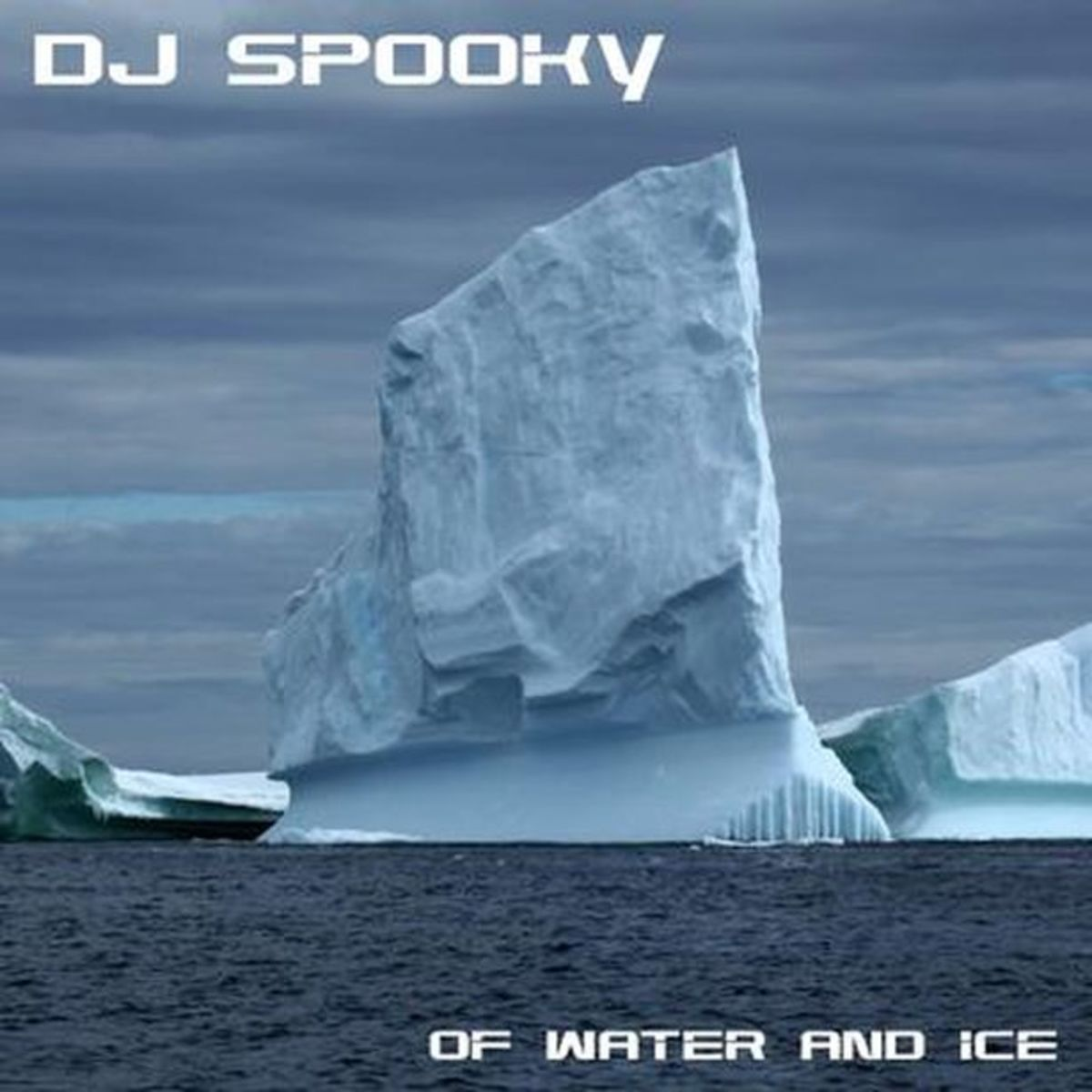 EDM News: DJ Spooky Releases Full Album, Of Water And Ice As A Free Download