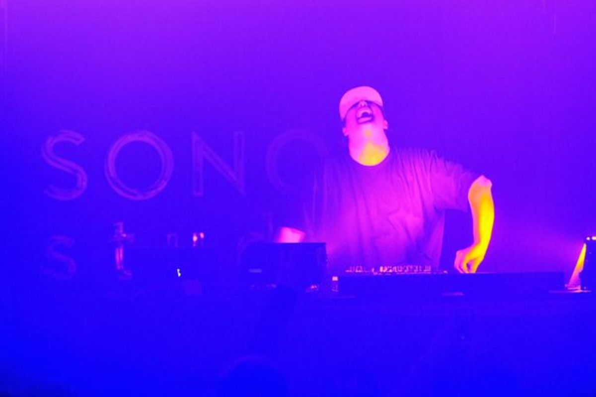 EDM Event Recap: Pretty Lights Listening Party At Sonos Studios